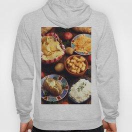 Potato Foods Hoody