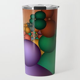 ballpattern -1- Travel Mug
