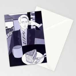 Romance is boring II Stationery Cards