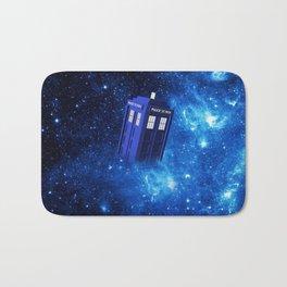 TARDIS SPACE OF TIME Bath Mat