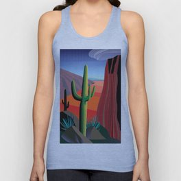 Gringo Pass Unisex Tank Top
