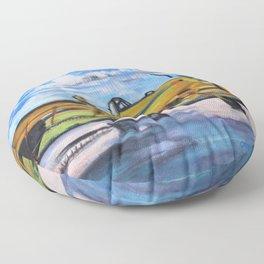 Delta Bird Floor Pillow