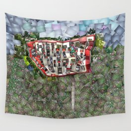 Candy Machine Wall Tapestry