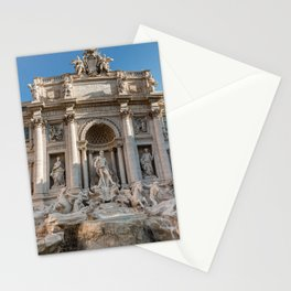Trevi Fountain Stationery Cards