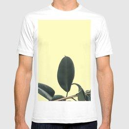 ficus elastica the nature series T-shirt