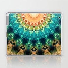 Colorful Abstract Sun Laptop & iPad Skin