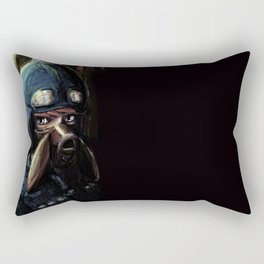 Nausicaa of the Valley of the Wind Rectangular Pillow