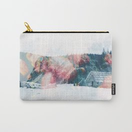 Winter Paint Carry-All Pouch