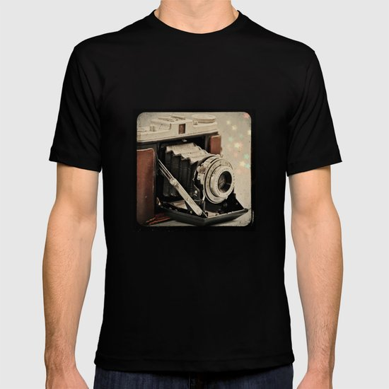 Vintage Camera Magic T-shirt
