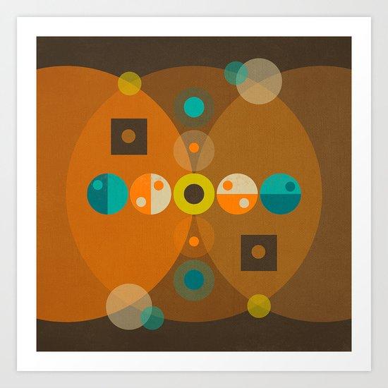 Textures/Abstract 84 Art Print