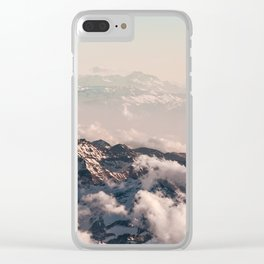 Andes Clear iPhone Case