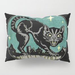 FenceCat Pillow Sham
