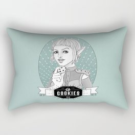 Sera´s Us Cookies Rectangular Pillow