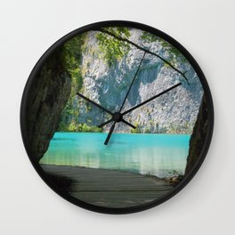 Secret Path Wall Clock