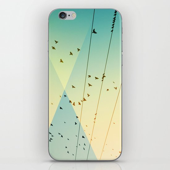 Cool World #3 iPhone Skin
