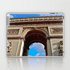 Arc de Triomphe: Paris, France Laptop & iPad Skin