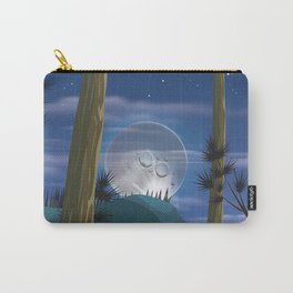 Full Moon in the Forest. Carry-All Pouch