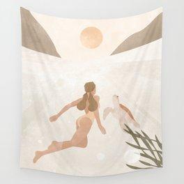 Spirit Animal – Turtle Wall Tapestry