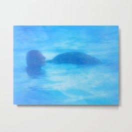 Love sea and nature Metal Print