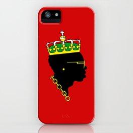 Big Maestro - Red iPhone Case