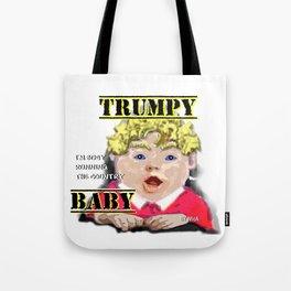 Trumpy Baby Invasion Tote Bag