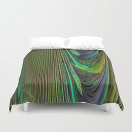 Draped Duvet Cover