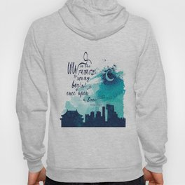 The Lunar Chronicles Quote Hoody