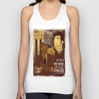 seinfeld Tank Tops featuring For Seinfeld Fans pt.2 by Alain Cheung