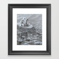 Ancient Expectations Framed Art Print