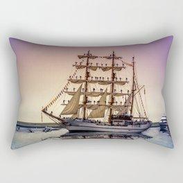 Sail Boston -Guayas Rectangular Pillow