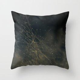 Whimsical Plant Throw Pillow