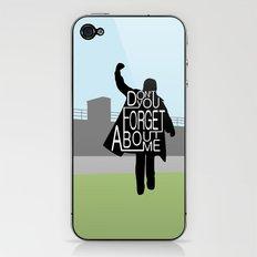 The Breakfast Club iPhone & iPod Skin