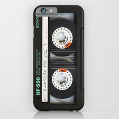 cassette classic mix iPhone 6 Slim Case