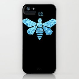 Chemical Blue iPhone Case