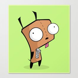 Tan Gir Canvas Print