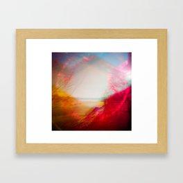 Kaw Light Framed Art Print