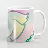 malachite Mugs featuring Malachite by Sarsoura