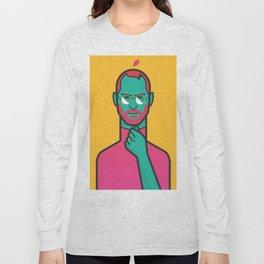 SteveJobs Long Sleeve T-shirt