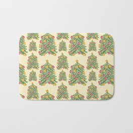 Under the tree Bath Mat