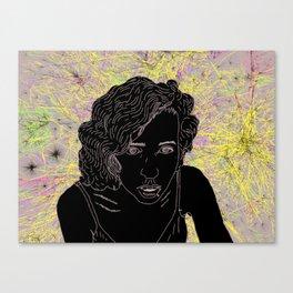 World Wide Web Canvas Print