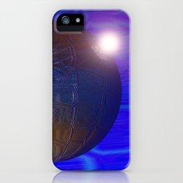 Globus 12 iPhone Case