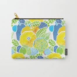 New Fruits Carry-All Pouch