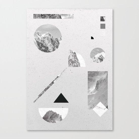 monochromatic Canvas Print