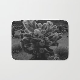 Cholla Cactus Garden XIII Bath Mat