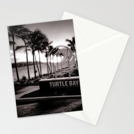 Turtle Bay Resort Hawaii Stationery Cards