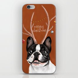Beatriz : Christmas iPhone Skin