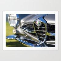 Alfa_Romeo_263_6305 Art Print
