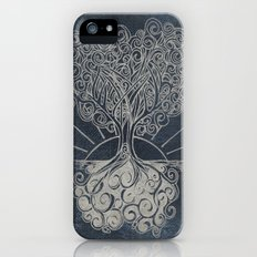Grounded Tree iPhone (5, 5s) Slim Case