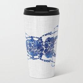 Blue Beetle III Travel Mug