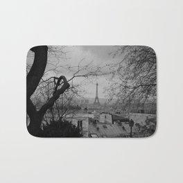 Eiffel Tower ። Paris Bath Mat